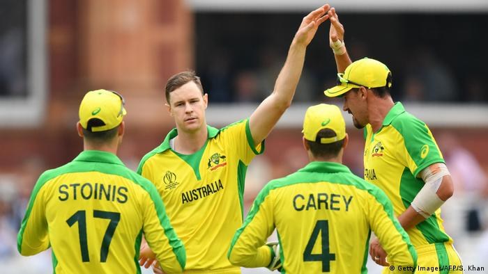 ICC Cricket World Cup 2019 England - Australien (Getty Images/AFP/S. Khan)