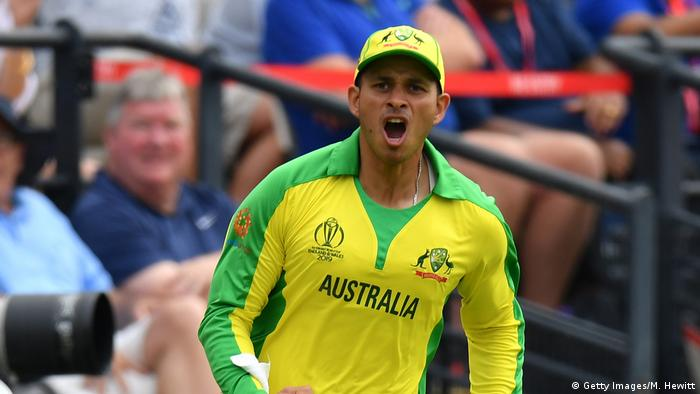 ICC Cricket World Cup 2019 England - Australien Usman Khawaja (Getty Images/M. Hewitt)