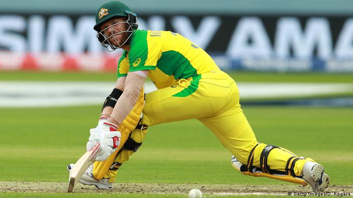 ICC Cricket World Cup 2019 England - Australien David Warner (Getty Images/D. Rogers)