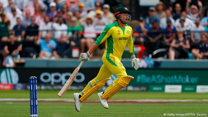 ICC Cricket World Cup 2019 England - Australien Marcus Stoinis (Getty Images/AFP/A. Dennis)