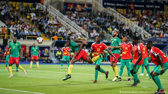 Fußball Africa Cup of Nations 2019 Kamerun - Guinea-Bissau (picture-alliance/NurPhoto/U. Pedersen)