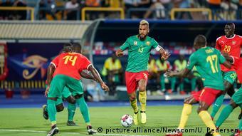 Fußball Africa Cup of Nations 2019 Kamerun - Guinea-Bissau (picture-alliance/Newscom/U. Pedersen)