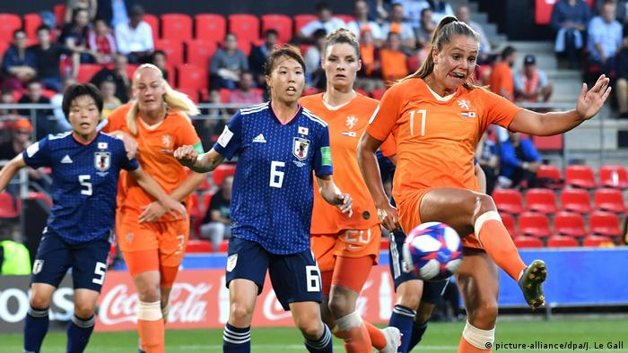 Women's World Cup: Netherlands and Japan deliver classic