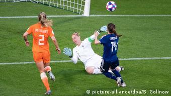 Frauenfußball-WM - Niederlande - Japan