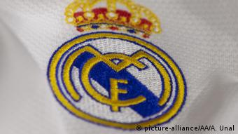Logo: Real Madrid (picture-alliance/AA/A. Unal)