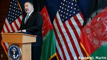 Mike Pompeo besucht Afghanistan