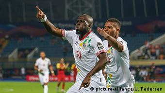 African Cup of Nations - Ghana vs Benin (picture-alliance/U. Pedersen)