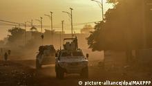 Mali, Gaoi: Patroullien aus Bangladesch