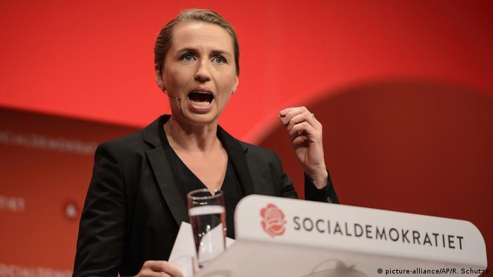 Dänemark: Mette Frederiksen