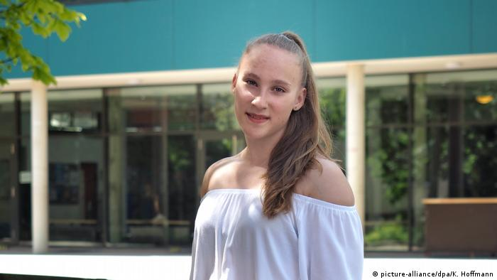 German 14-year-old finishes high school with perfect marks