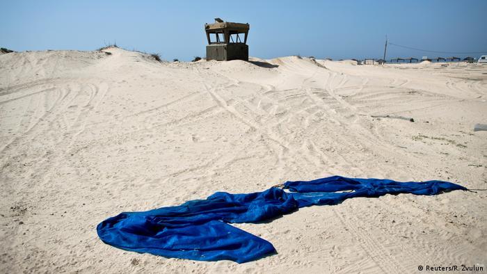 Strand von Zikim (Reuters/R. Zvulun)