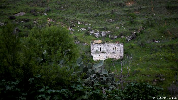 Leerstehende Haus in Lifta (Reuters/R. Zvulun)