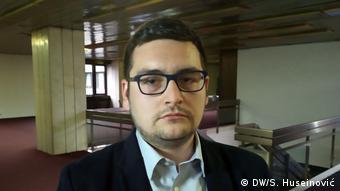 Rasim Ibrahimagić, koordinator Inicijative za monitoring evropskih integracija BiH
