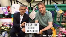 Großbritannien | Nazanin Zaghari-Ratcliffe | Iran | Free Nazanin
