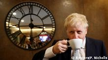 Boris Johnson Kandidat Vorsitz Conservative Party Großbritannien