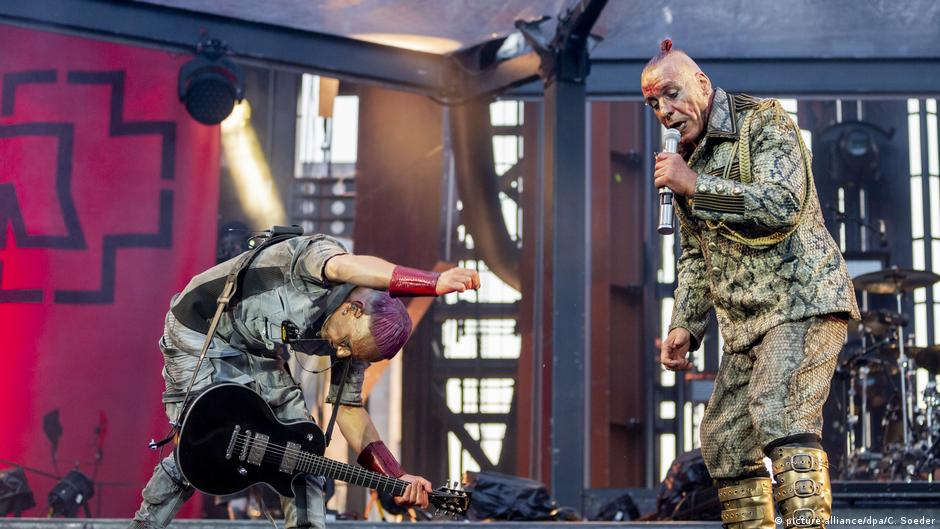 Rammstein on Tour: Live at the Berlin Olympic Stadium