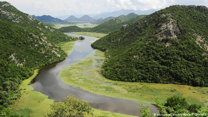 Lake Skadar in Montenegro (picture-alliance/prisma(E. Stefano)