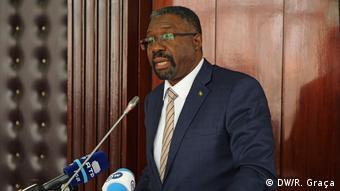 Jorge Bom Jesus Ministerpräsident São Tomé und Príncipe