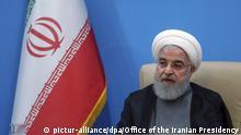 Iran Teheran Hassan Rohani