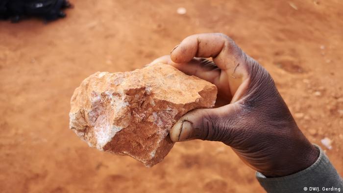 Ruashi-Mine in der Demokratischen Republik Kongo