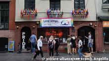 USA New York Stonewall Inn