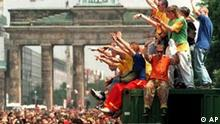 Love Parade 2001 in Berlin