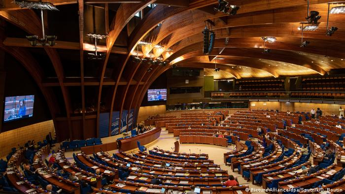 The Council of Europe's Parliamentary Assembly