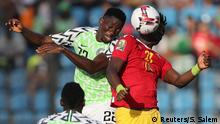 Africa Cup of Nations 2019 - Group B - Nigeria v Guinea (Reuters/S. Salem)