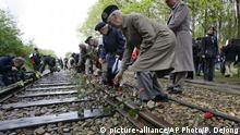 Holocaust-Wiedergutmachungen der Niederlande (picture-alliance/AP Photo/P. Dejong)