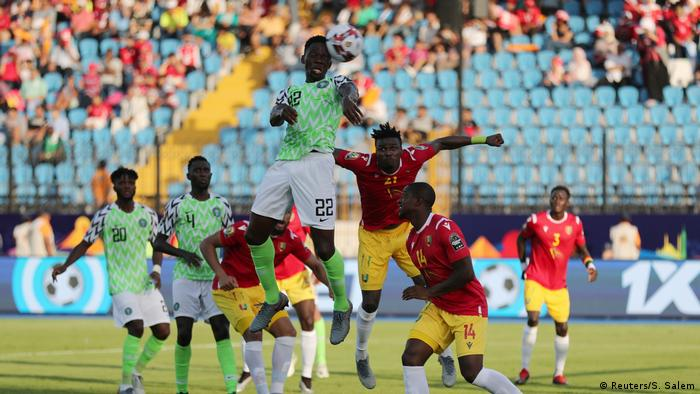Africa Cup of Nations 2019 - Group B - Nigeria v Guinea   Tor