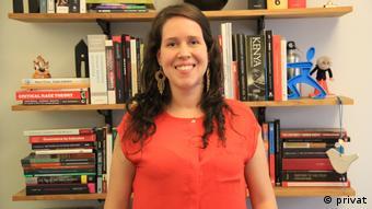Drug policy expert Isabel Pereira