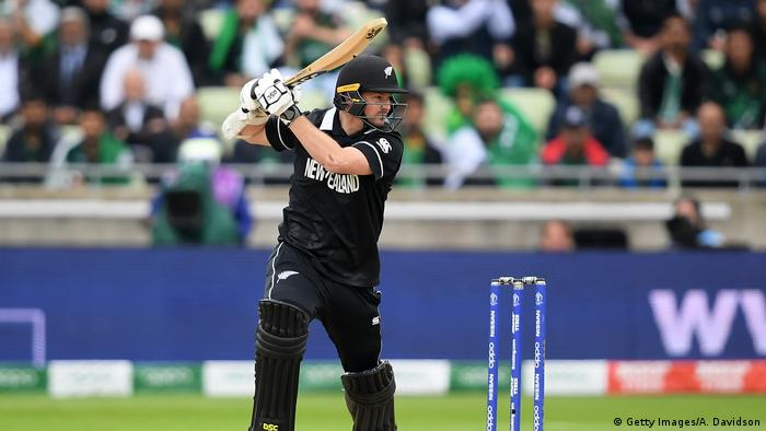 ICC Cricket World Cup 2019 Neuseeland - Pakistan | Colin Munro (Getty Images/A. Davidson)