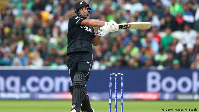 ICC Cricket World Cup 2019 Neuseeland - Pakistan | Colin de Grandhomme (Getty Images/M. Steele)