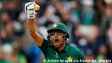 ICC Cricket World Cup 2019 Neuseeland - Pakistan | Babar Azam