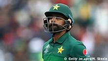 ICC Cricket World Cup 2019 Neuseeland - Pakistan | Muhammad Hafeez