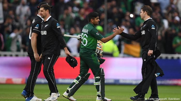 ICC Cricket World Cup 2019 Neuseeland - Pakistan (Getty Images/A. Davidson)