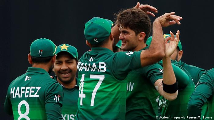 ICC Cricket World Cup 2019 Neuseeland - Pakistan (Action Images via Reuters/A. Boyers)