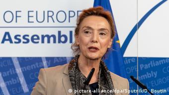 Avrupa Konseyi Genel Sekreteri Marija Pejcinovic Buric