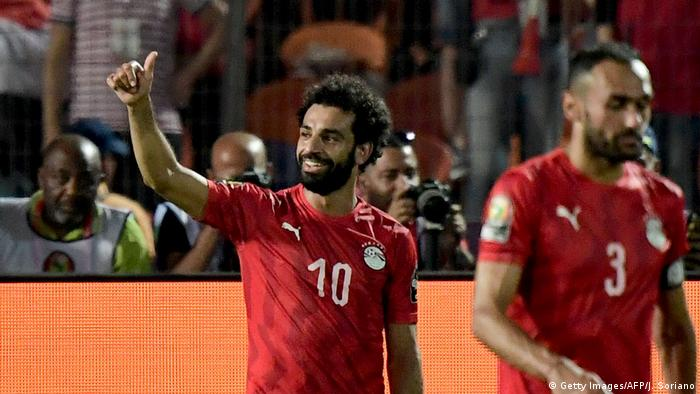 Africa Cup of Nations 2019: Mo Salah on target as Egypt join Nigeria in next round