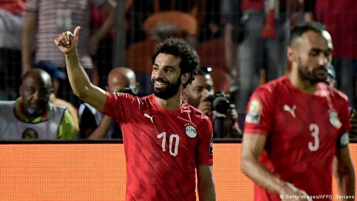 Afrika-Cup 2019 Ägypten vs DR Kongo