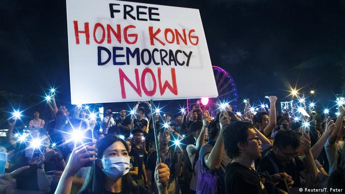 Hong Kong protests pit the city′s young against the old | Asia| An ...