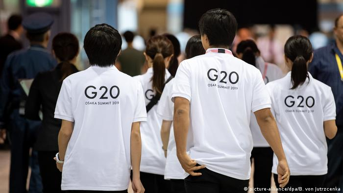 G20 Osaka Japan (picture-alliance/dpa/B. von Jutrzcenka)