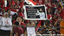 Afrika Cup Mohamed Salah