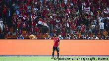 Afrika Cup Mohamed Salah (picture-alliance/dpa/W. Huiwo)