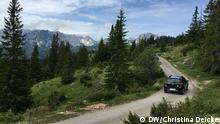Montenegro Durmitor Gebirge
