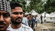 Bosnien Flüchtlinge aus Vucjak - Bihac
