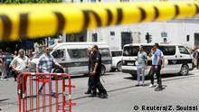 Tunesien Tunis Explosion