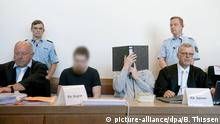 Missbrauchs-Prozess Lügde Gericht Dortmund Prozess