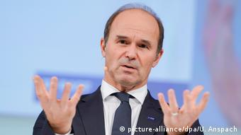Martin Brudermüller, Vorstandsvorsitzender des Chemiekonzerns BASF