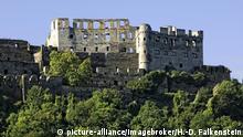Burg Rheinfels, Sankt Goar